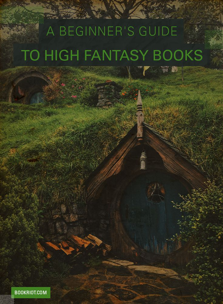 Guide to High Fantasy Books