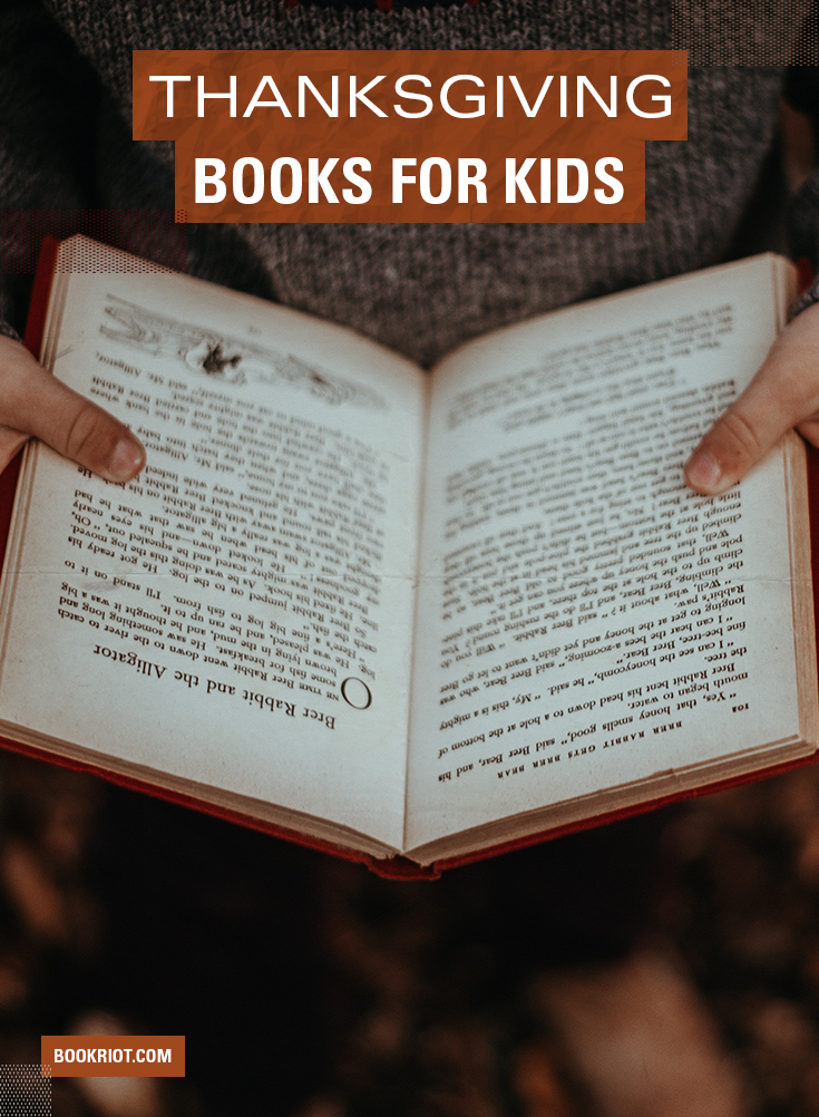 Best Thanksgiving Books for the Littles In Your Life
