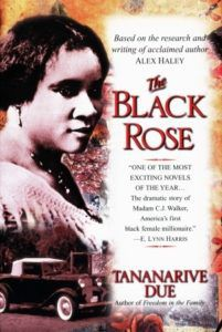 Black Rose Tananarive Due cover