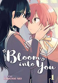 Bloom into You volume 1 by Nakatani Nio