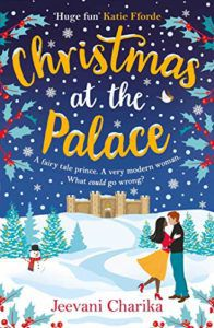 Christmas at the Palace book cover