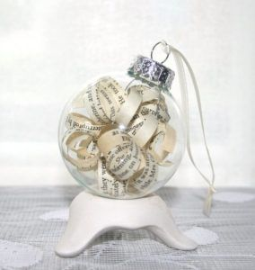 Christmas tree ornament to kill a mockingbird gifts for english teachers