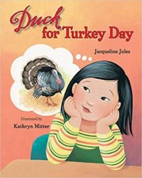 Duck for Turkey Day Cover