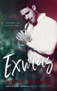 Exmas book cover