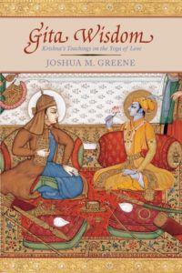 Gita Wisdom Josh Greene Cover