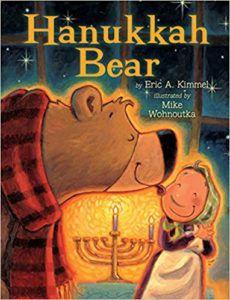 Hanukkah Bear_Eric A. Kimmel
