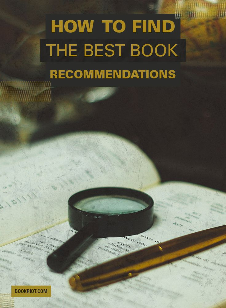 How to Find the Best Book Recommendations