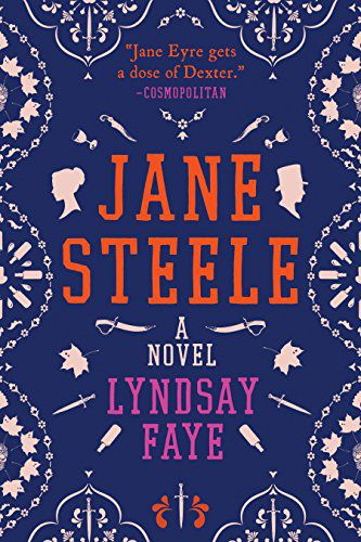 cover image of Jane Steele by Lyndsay Faye