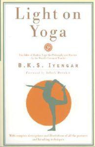 Light On Yoga Iyengar Cover