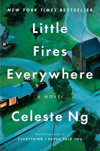 Little Fires Everywhere Book Cover