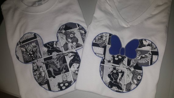 089ccc29 Disney Shirts to Help You Be Both Bookish and Magical