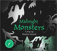 Midnight Monsters pop-up book