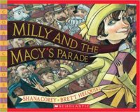 Milly and the Macy's Parade Cover