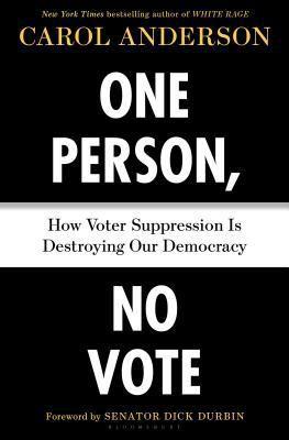One Person No Vote Book Cover