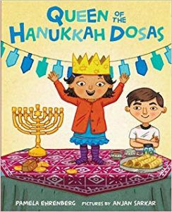 Queen of the Hanukkah Dosas_Pamela Ehrenberg
