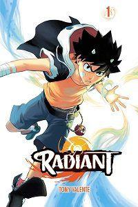 Radiant volume 1 by Tony Valente