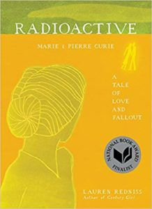 Radioactive book cover
