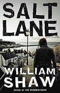 Salt Lane by William Shaw cover image