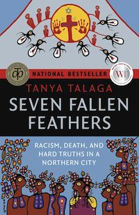 Seven Fallen Feathers by Tanya Talaga cover