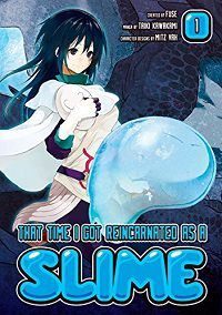 That Time I Got Reincarnated As a Slime volume 1 by Fuse