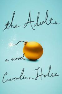 The Adults book cover