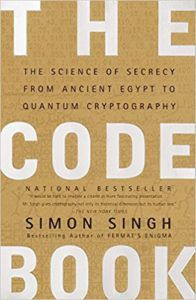 The Code Book: The Science of Secrecy From Ancient Egypt to Quantum Cryptography. 50 Must-Read Microhistory Books