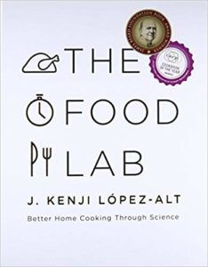 The Food Lab Cover