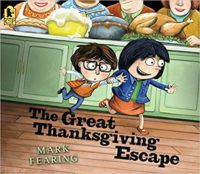 The Great Thanksgiving Escape Cover