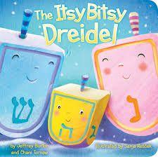 The Itsy Bitsy Dreidel_Jeffrey Burton