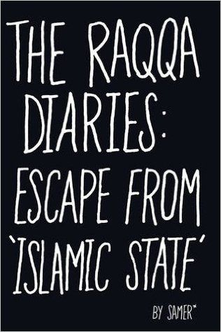 The Raqqa Diaries by Samer cover image