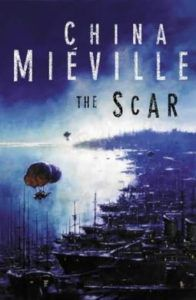 cover for The Scar by China Miéville