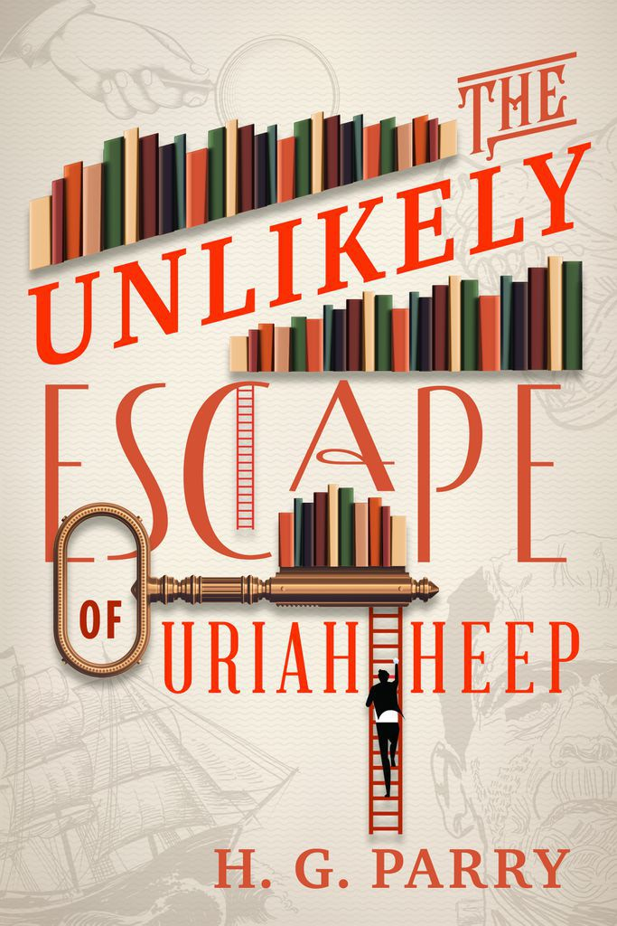 The Unlikely Escape of Uriah Heep - cover
