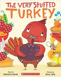 The Very Stuffed Turkey Cover
