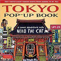Tokyo Pop-up book
