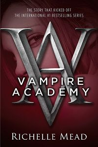Vampire Academy cover - Richelle Mead