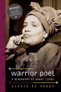 Warrior Poet Alexis De Veaux cover