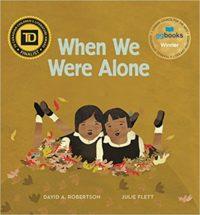 When We Were Alone Cover