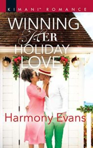 Winning Her Holiday Love book cover
