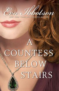 a countess below stairs by eva ibbotson cover