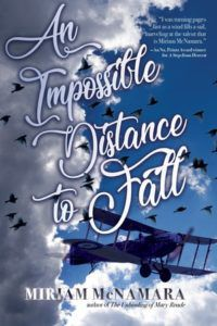 An Impossible Distance To Fall from Most Anticipated 2019 LGBTQ Reads | bookriot.com