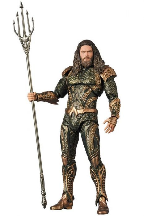 aquaman mafex action figure