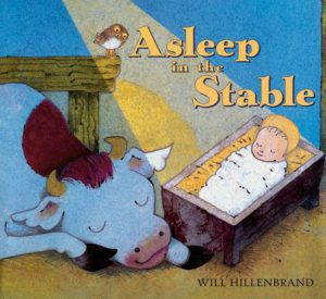 Asleep in the Stable book cover