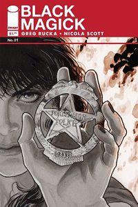 black magick volume 1 Rucka Scott horror comics