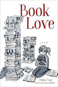 Book Love by Debbie Tung book cover