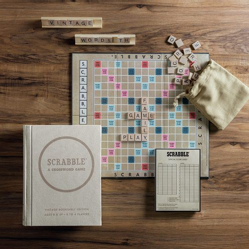 bookish scrabble