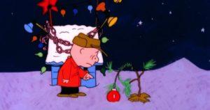 charlie brown christmas still