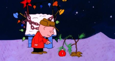 charlie brown christmas still