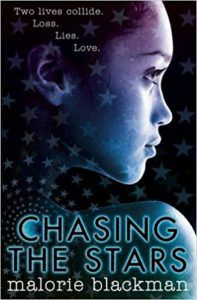 chasing the stars book cover