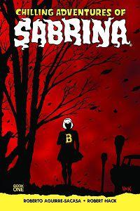 chilling adventures of sabrina horror comics