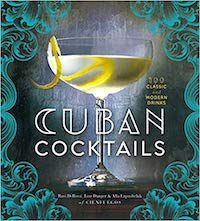 cuban cocktails book cover